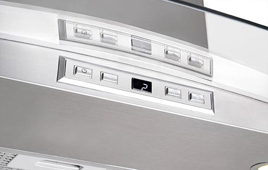 Bảng điều khiển Hút mùi Teka NC 780