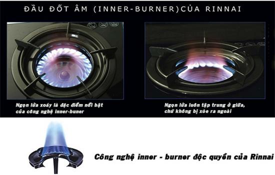 Đầu đốt âm - Rinnai RVB-2Gi(B)