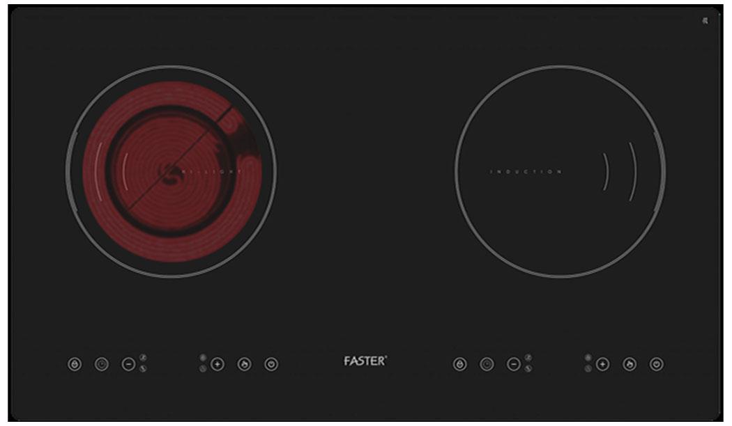 Hình ảnh Bếp điện từ Faster FS 288HI