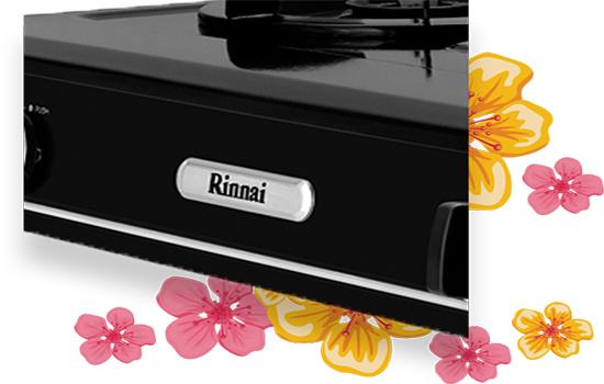 Logo Rinnai RV-A271